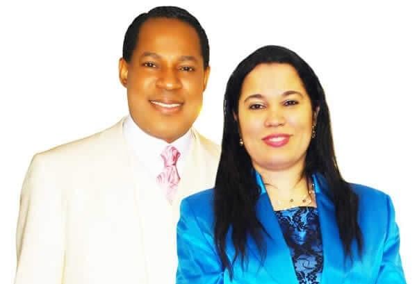 Wife oyakhilome pastor chris new PHOTOS: Pastor