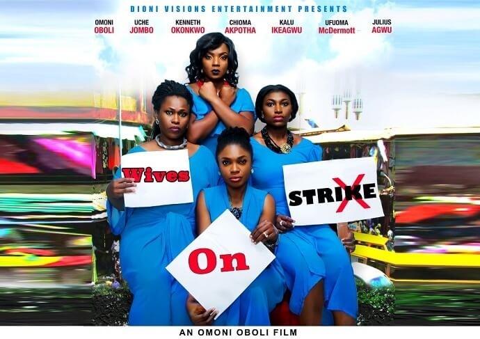 Omoni Oboli WIVES ON STRIKE 1