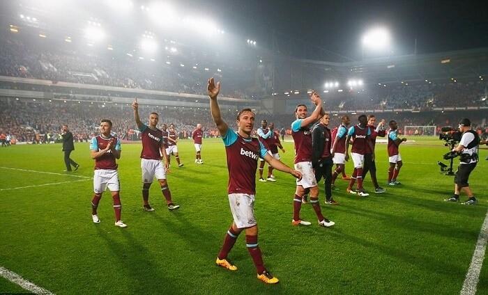 West Ham2 1