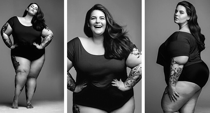 Image Credit: Tess Holliday's Facebook page