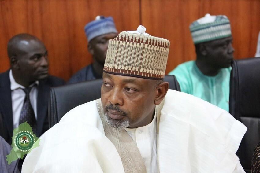 Photo: Borno State Govt
