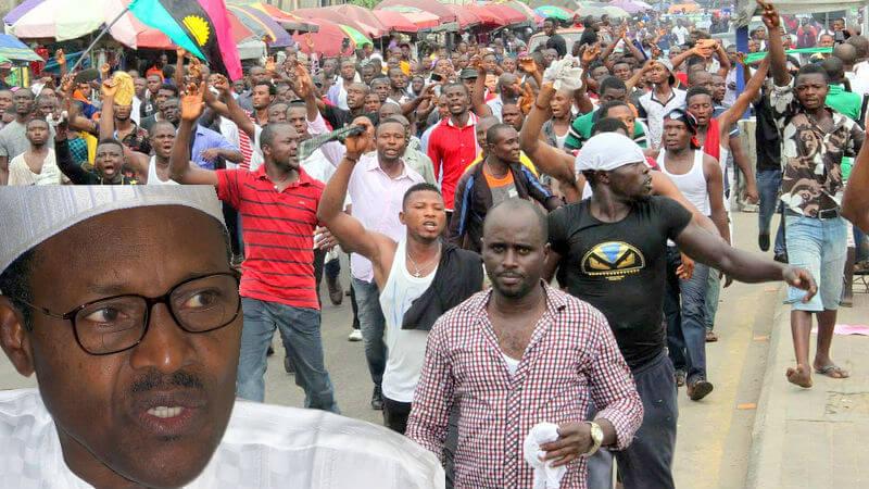 Buhari vs Biafra