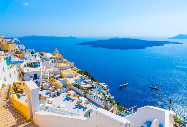 10 Awesome Pictures Of Santorini, Greece 5