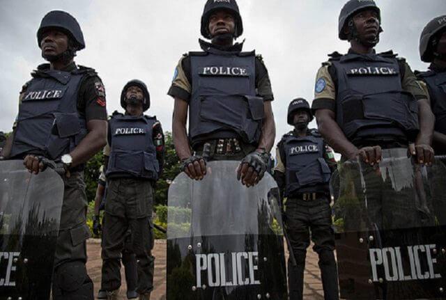 Nigeria-police