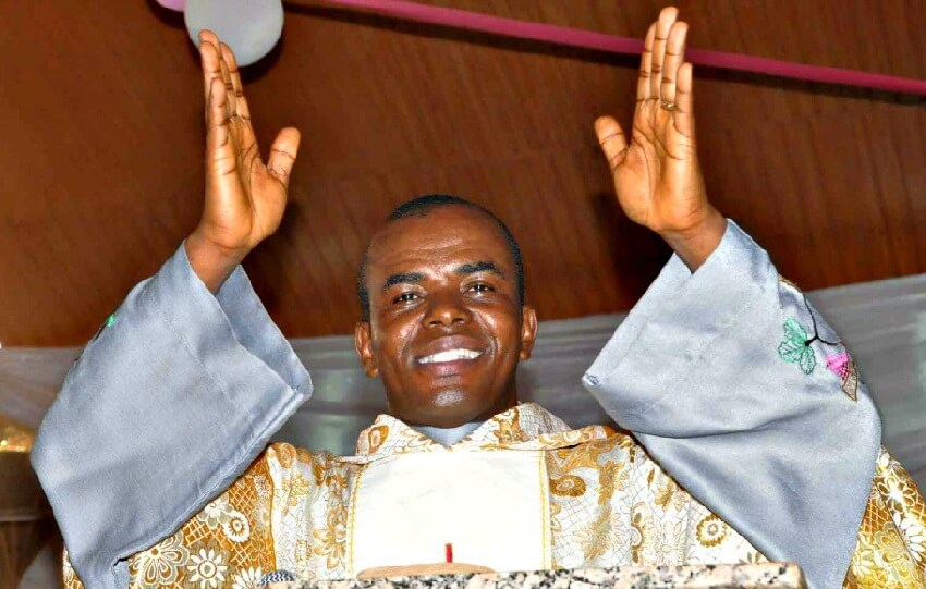Fr Mbaka Alleges Plans To Assassinate Him Accuses