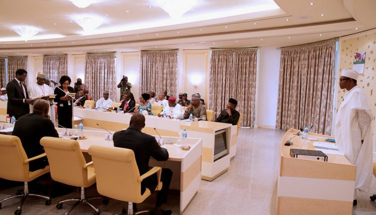 Buhari Inaugurates Committee On Assets Recoveries