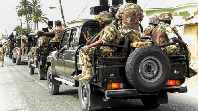 Boko Haram: Army rescues 1000 women, children