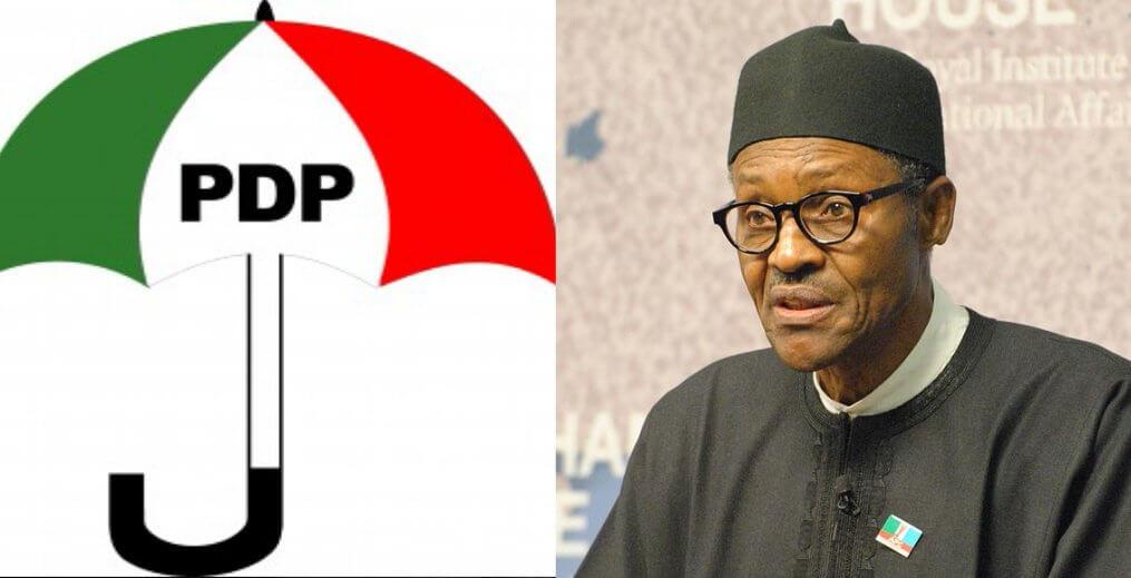 PDP-vs-Buhari