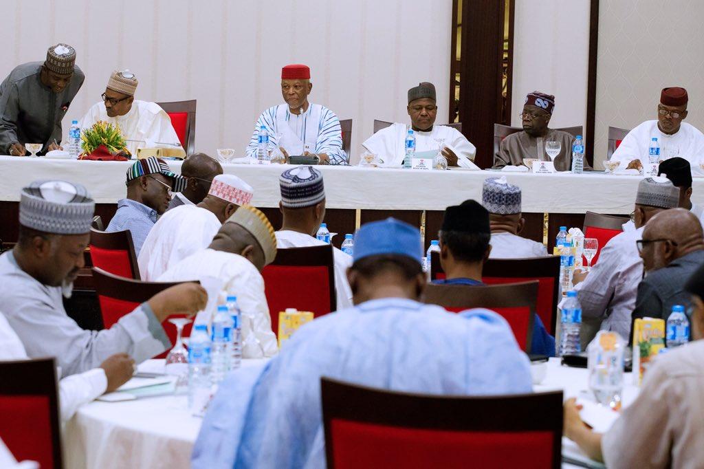APC holds caucus, NEC meetings