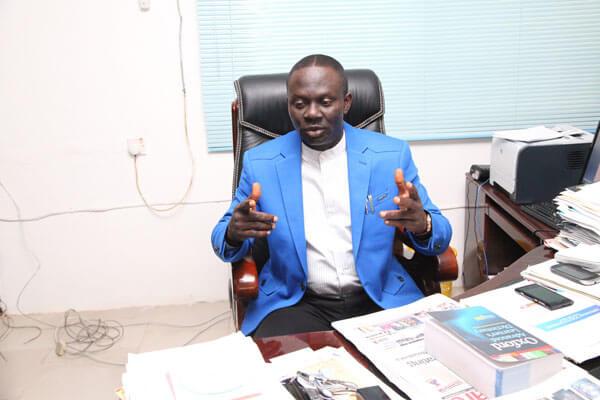 Image result for Kassim Afegbua