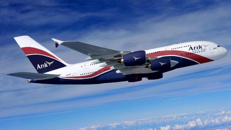 Arik-Airplane