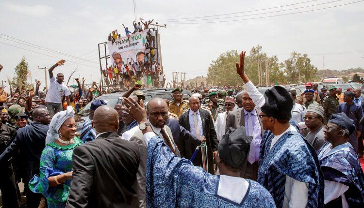 Buhari-Jos