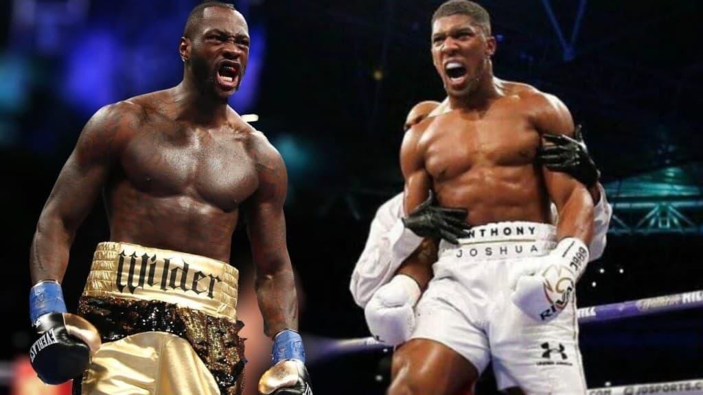 Deotay Wilder vs Anthony Joshua (1)