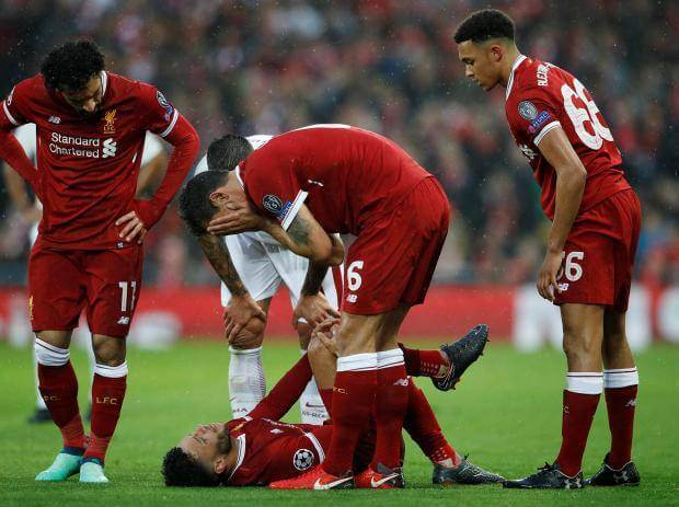 Oxlade-Chamberlain may miss World Cup after suffering 'a really bad injury'