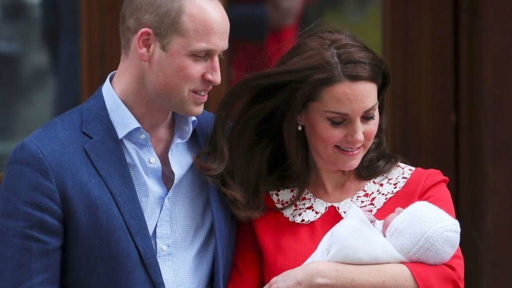 Kate Middleton and Prince William Announce Their Baby Boy's Name