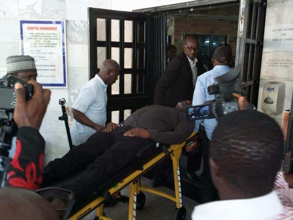 Dino Melaye arraigned in Kogi