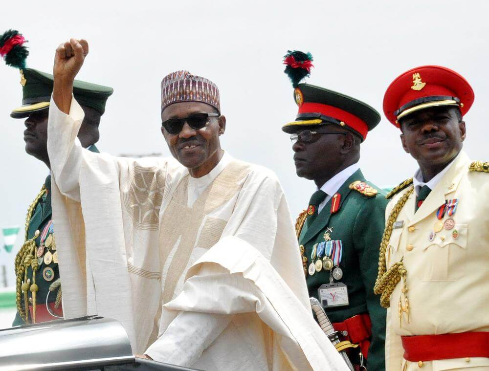 Image result for May 29 inauguration nigeria