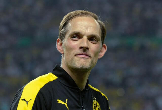 Tuchel takes over as PSG coach