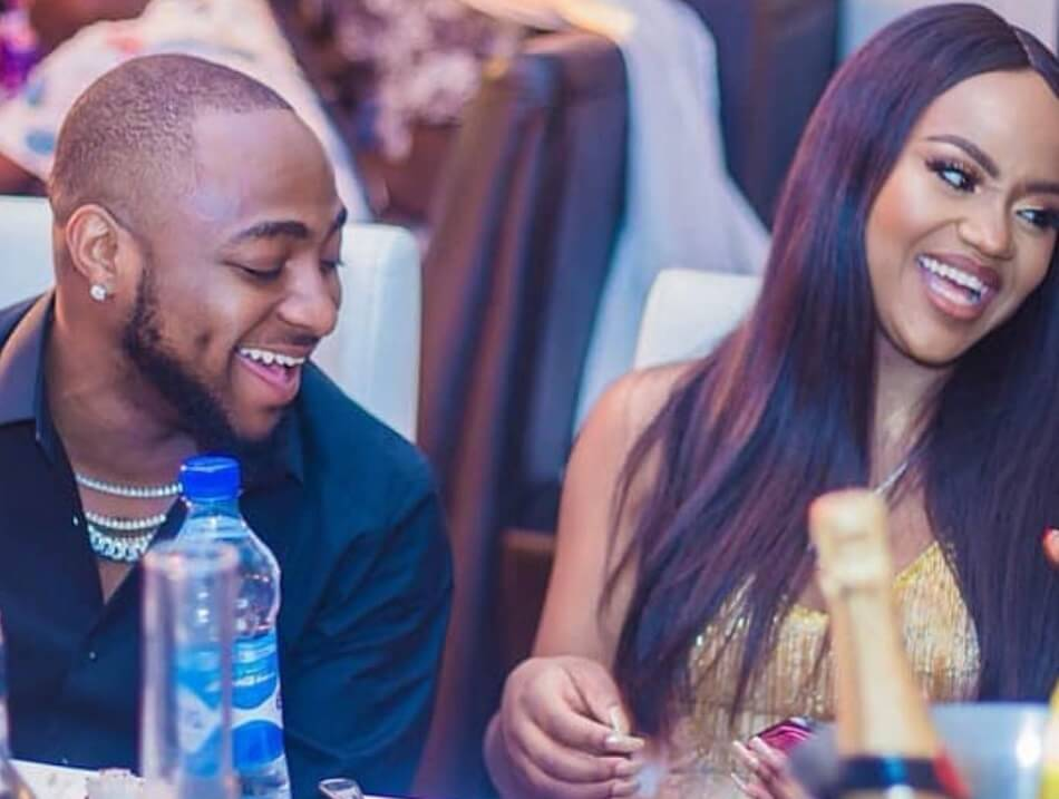 Davido and Chioma: Everybody's talking about the N45m Porsche