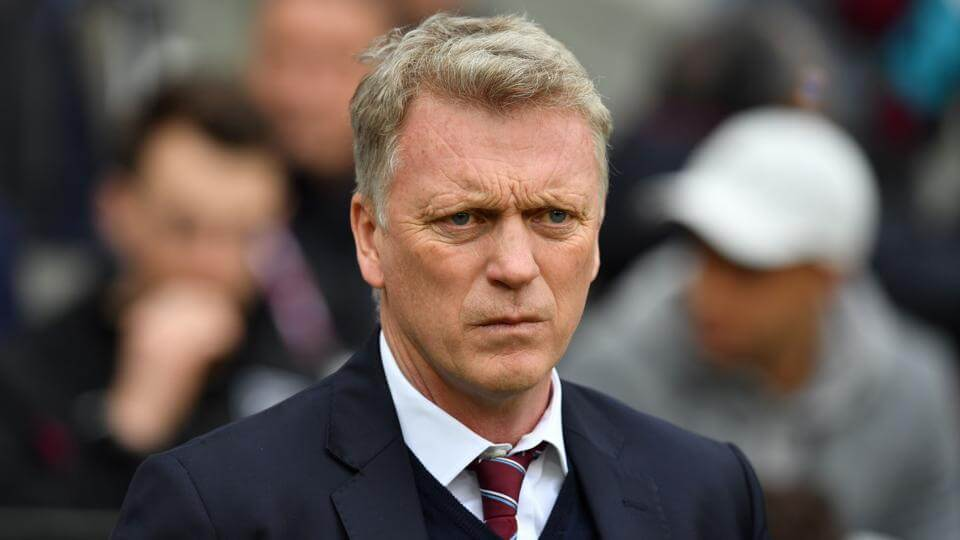 West Ham part company with manager Moyes