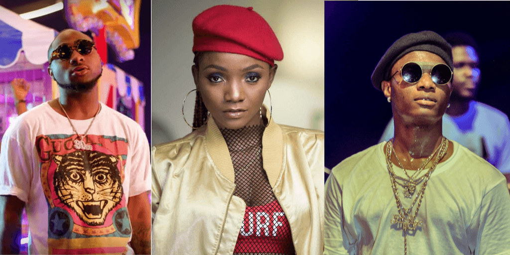 Headies2018: Davido, Simi, Wizkid Biggest Winners (FULL LIST) – The