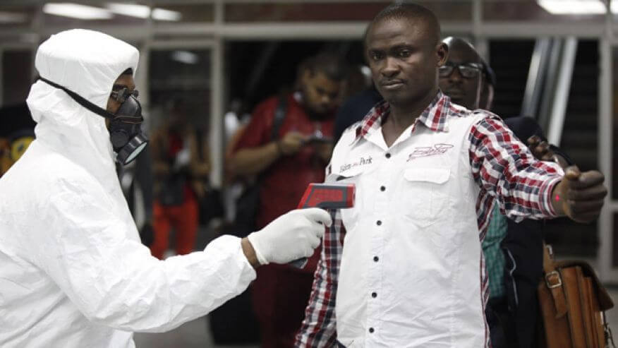 Image result for Ebola screening