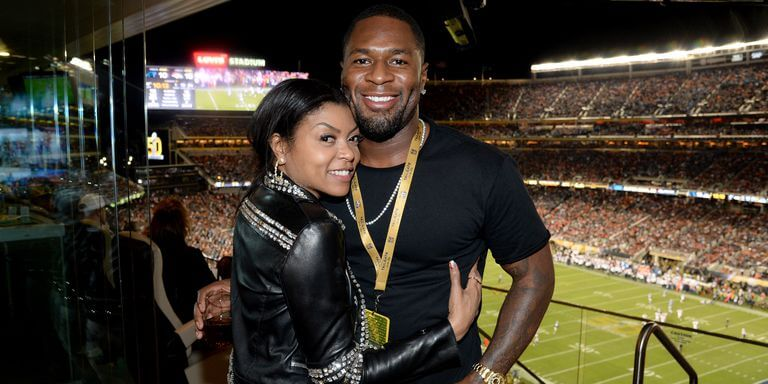 Taraji P. Henson Says She's Already Overwhelmed with Wedding Plans