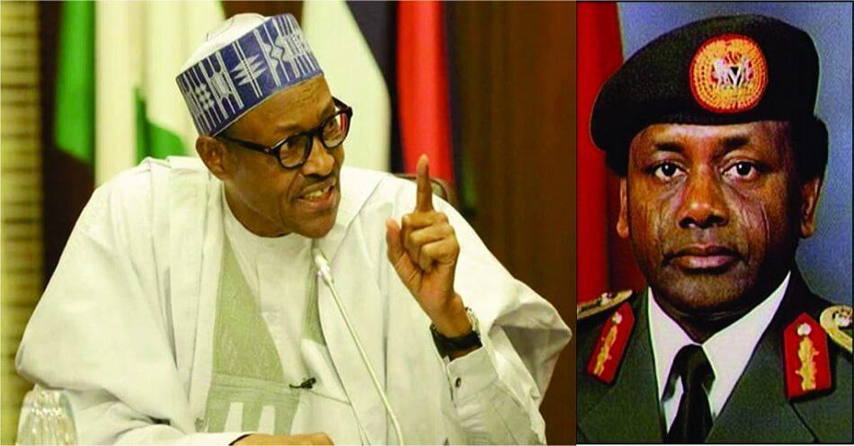 Bombshell! Buhari Is Abacha Incarnate, Nigerians Should Rise ...