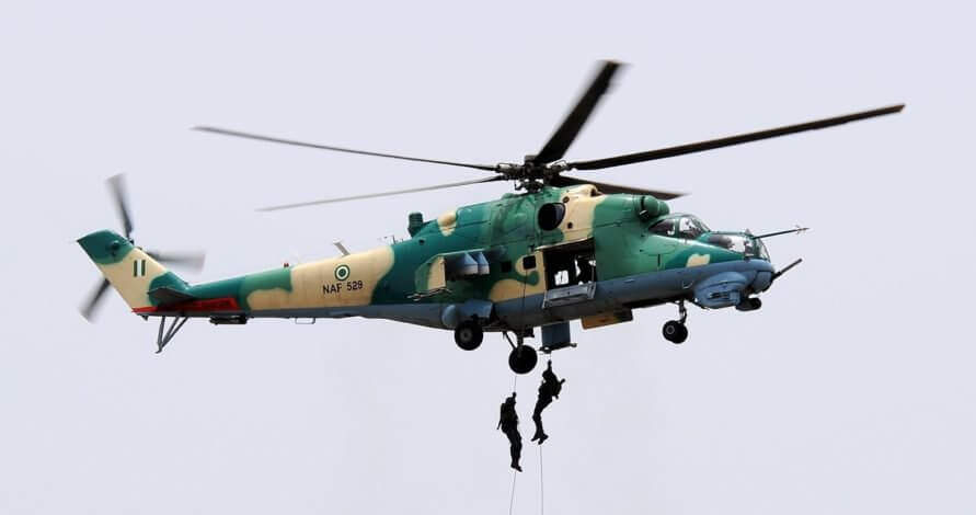 Nigeria-Air-force