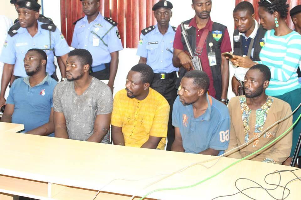 Offa-Robbery-Suspects-Police-Saraki