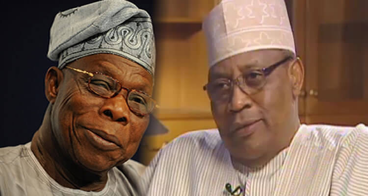 Image result for Why Obasanjo, IBB did not attend MKO Abiola's investiture