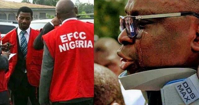 Image result for Presidency ordered EFCC to detain Fayose indefinitely – PDP alleges