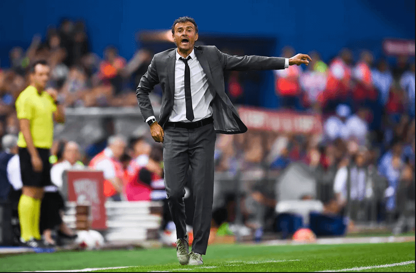 Image result for Luis Enrique