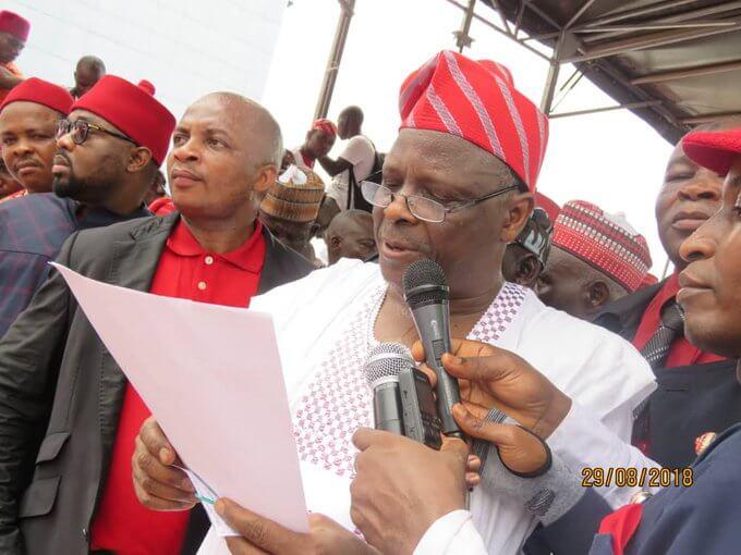Presidential Declaration: Kwankwaso Woos South West With Unique  Kwankwasiyya Cap – The Whistler Nigeria