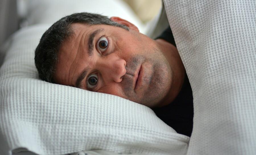Sleepless-Man