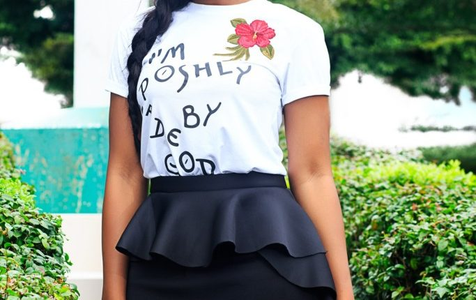 Actress Ebube Nwagbo Launches New Clothing Line 1
