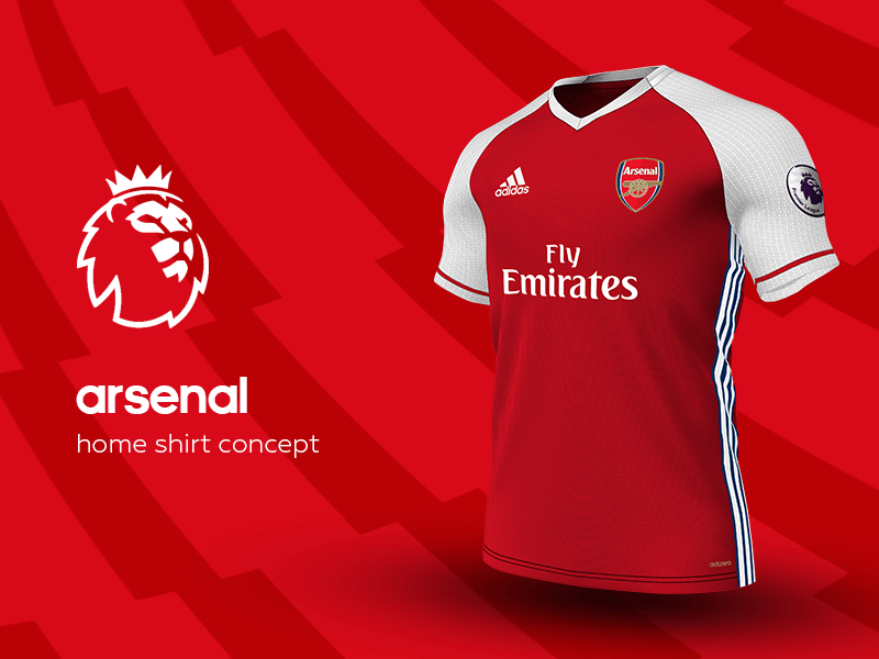45969785e1f Adidas To Manufacture Arsenal s Kits Starting From Next Summer – The ...