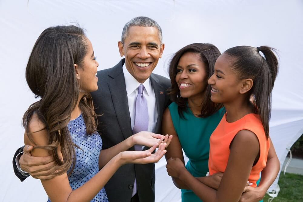 We Had Our Daughters Through IVF, Michelle Obama Makes ...