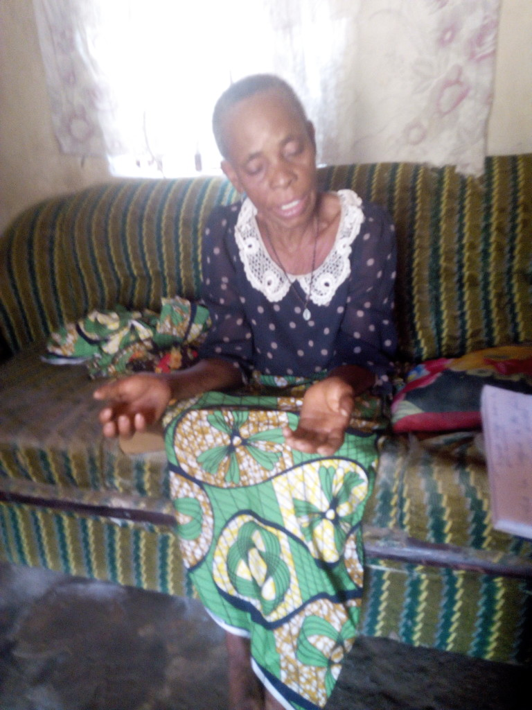 'I want To See My Clement Before I Die,' Condemned Soldier's Sick Mom Begs FG 4