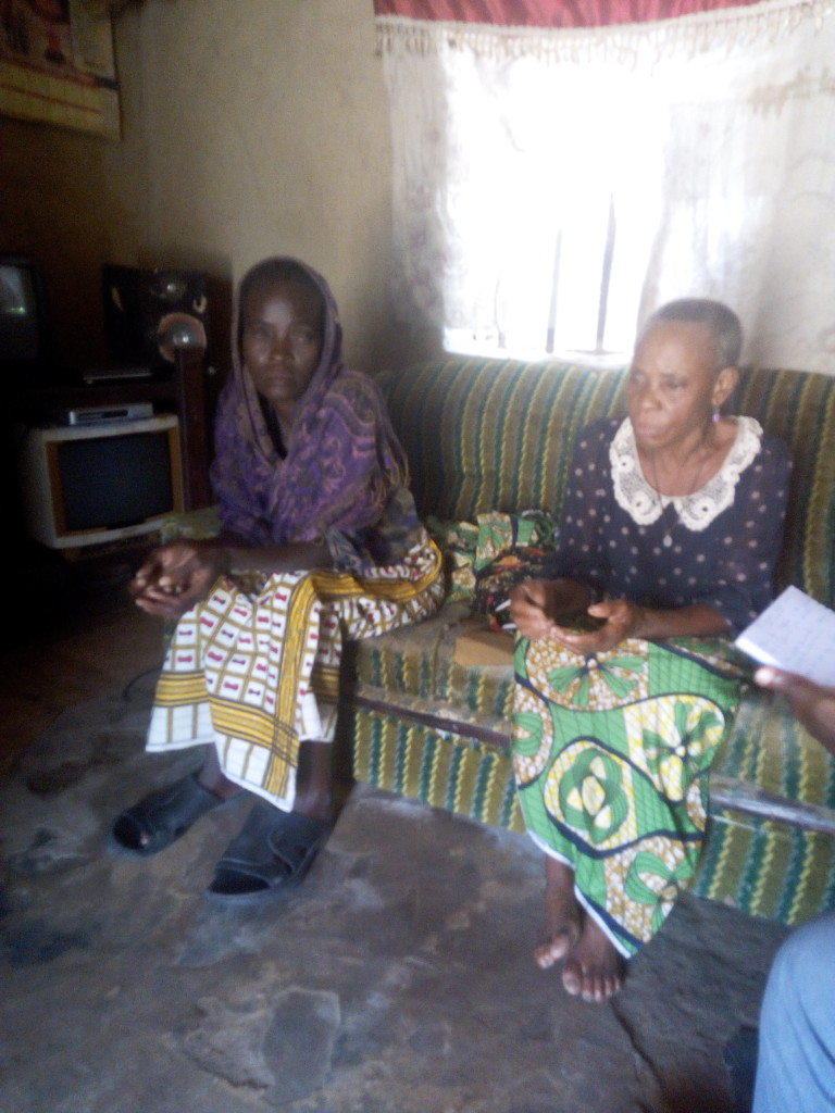 'I want To See My Clement Before I Die,' Condemned Soldier's Sick Mom Begs FG 5