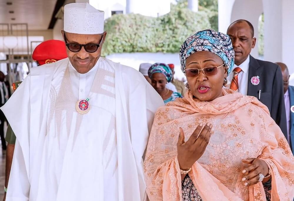 Image result for Aisha Buhari