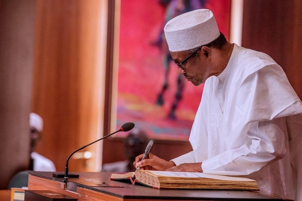 President-Muhammadu-Buhari-on-CJN-Walter-Onnoghen