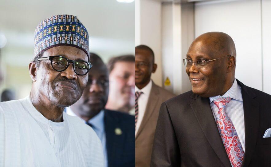 NigeriaDecides-Muhammadu-Buhari-vs=Atiku-Abubakar (1)