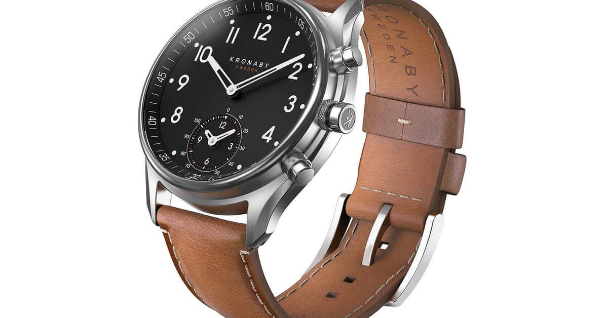 kronaby-watch