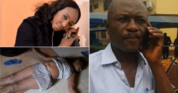 Image result for Alleged killer husband, Lekan Shonde,