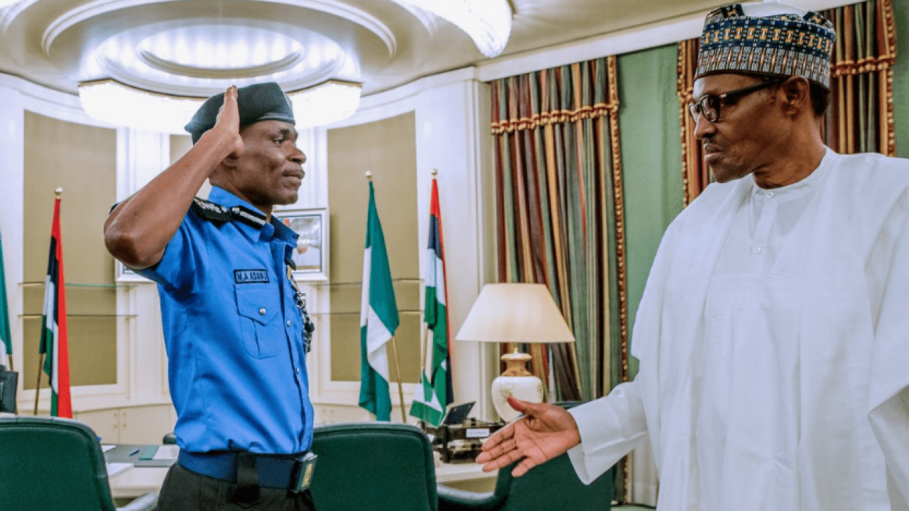 Buhari Has Power To Extend IGP Adamu's Tenure – Lawyer – The Whistler  Nigeria