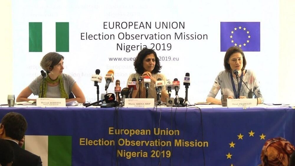 European-Union-Election-Observation-Mission-Reports-On-Nigeria-2019-Elections
