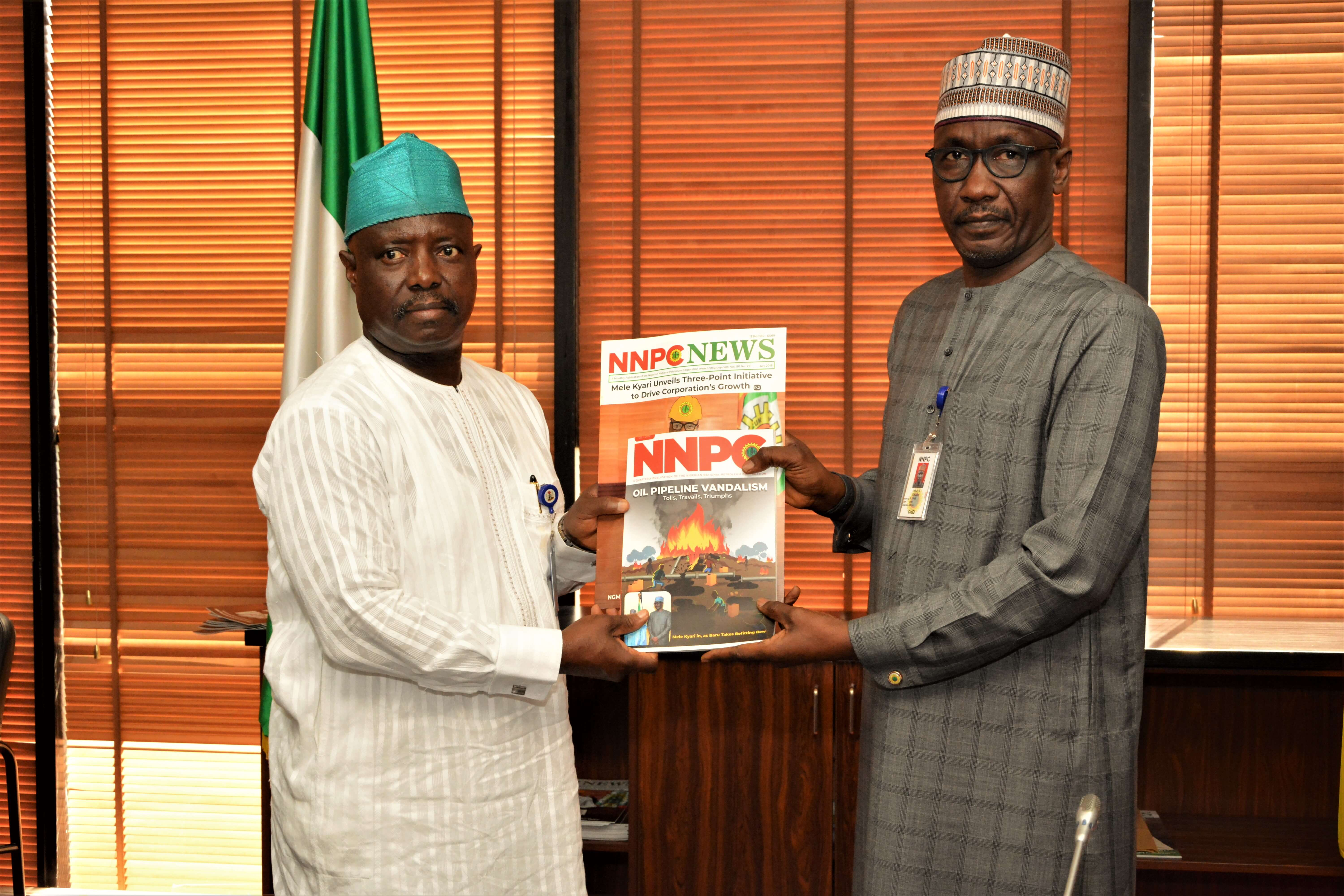 NNPC-Partners-NOSDRA-To-Stop-Oil-Spill