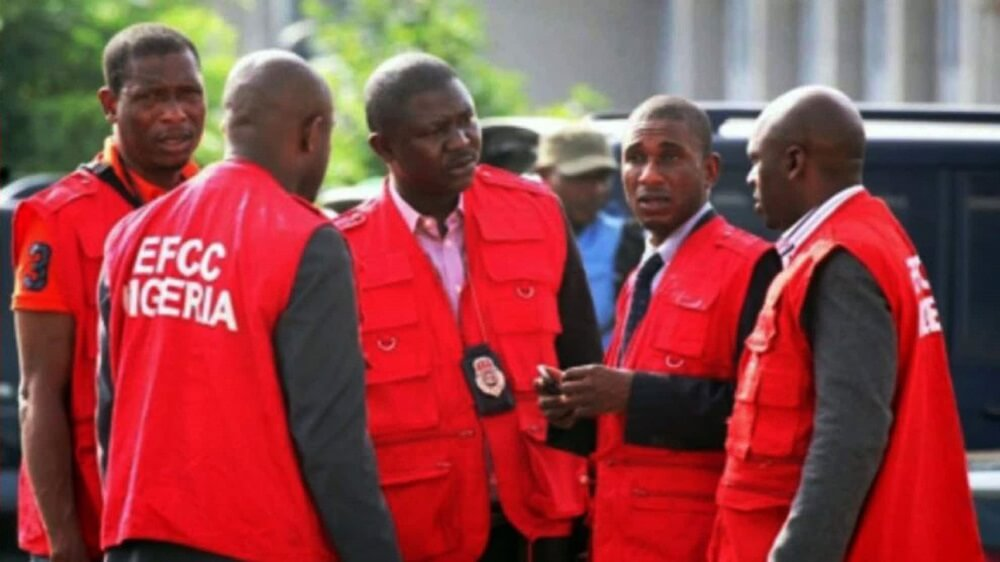EFCC Has Apologised After Gestapo Style Invasion Of My Apartment - Female  Journalist – The Whistler Nigeria