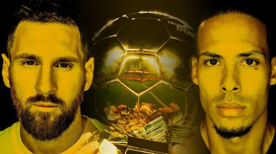 Ballon-d'Or-Messi-beat-Van-Dijk